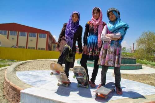 Skateboarding, Afghanistan