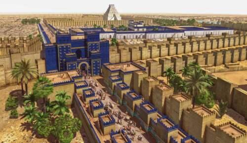 Mezopotámia, Babylon, Irak