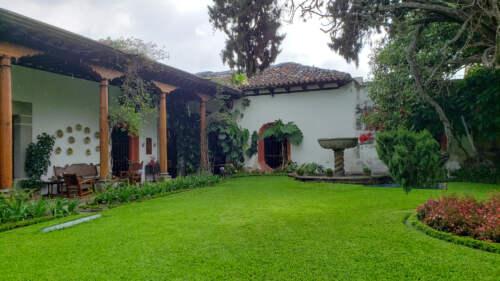 Popenoe, Guatemala