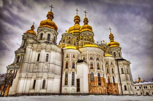 Jaskynný kláštor, Kyjev