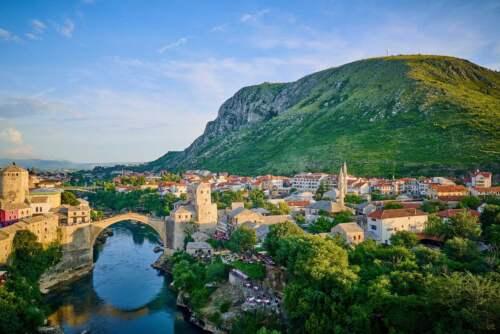 Neretva, Bosna a Hercegovina