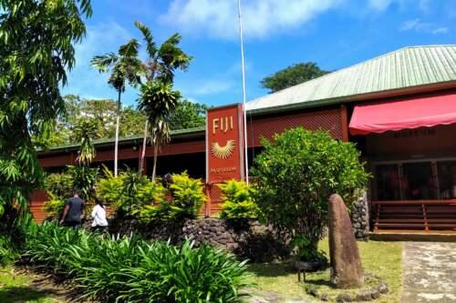 Múzeum Fidži
