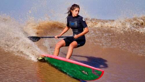 Surfing na Amazonke