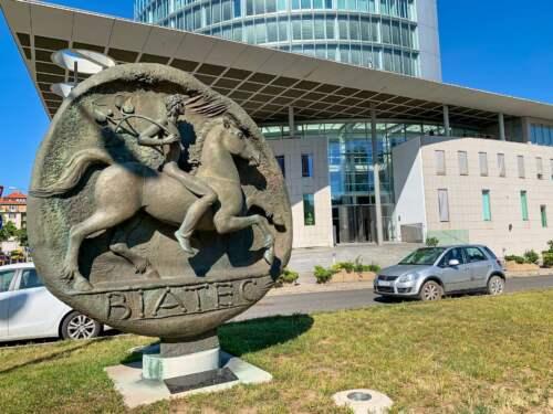 Prvá minca na Slovensku