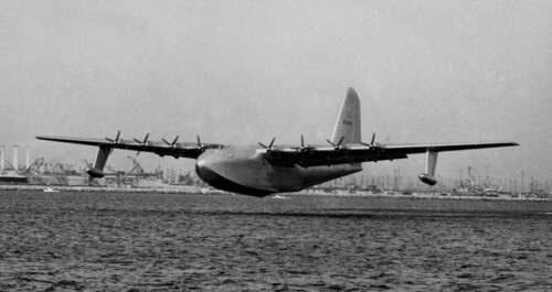 Drevené lietadlo H-4 Hercules