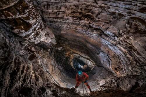 Najhlbšia jaskyňa na svete