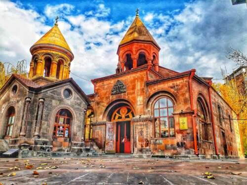 Holy Mother of God Kathoghike Church