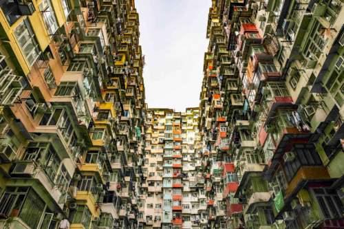 Monster Building, Čína