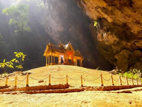 Jaskyňa, Thajsko