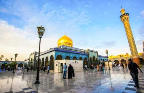 Shrine of Sayyida Zaynab