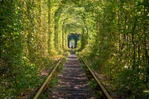 Tunel of Love, Ukraine