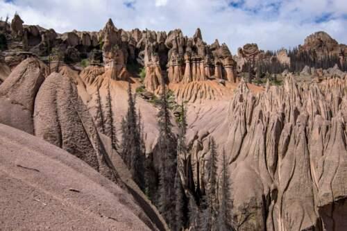 Wheeler Geologic Area
