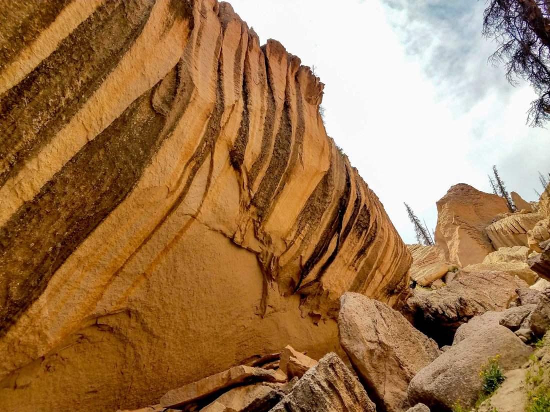 Geologická oblasť Wheeler