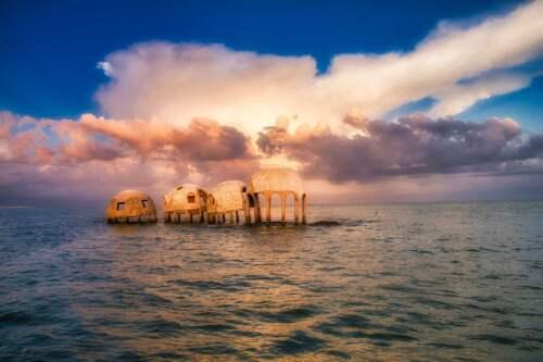 ostrov Marco, USA