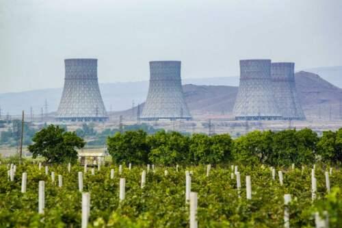 Atómová elektráreň, Arménsko