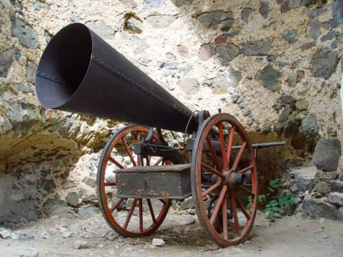 Hail Cannon, Banská Štiavnica