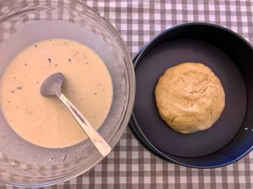 Jahodový koláč Tsvetaeva