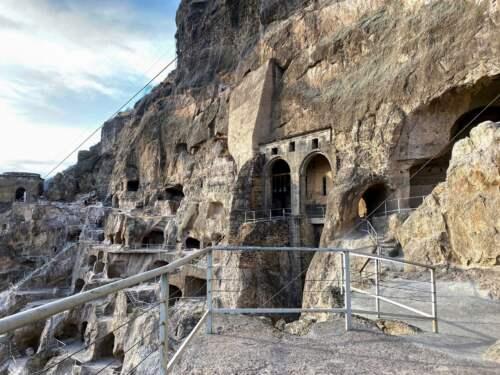 Jaskyňa, Gruzínsko
