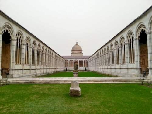 cintorín, Pisa, Taliansko
