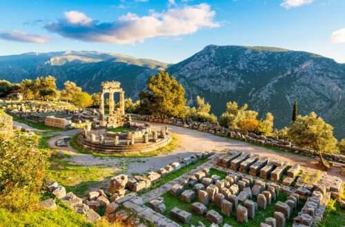 Veštenie v grécku