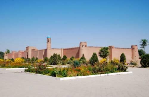 Hulbuk, Tadžikistan