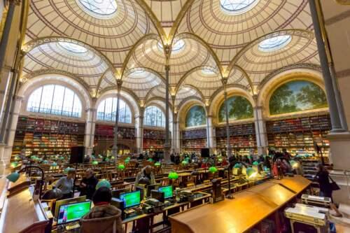 BNF Richelieu Site, France
