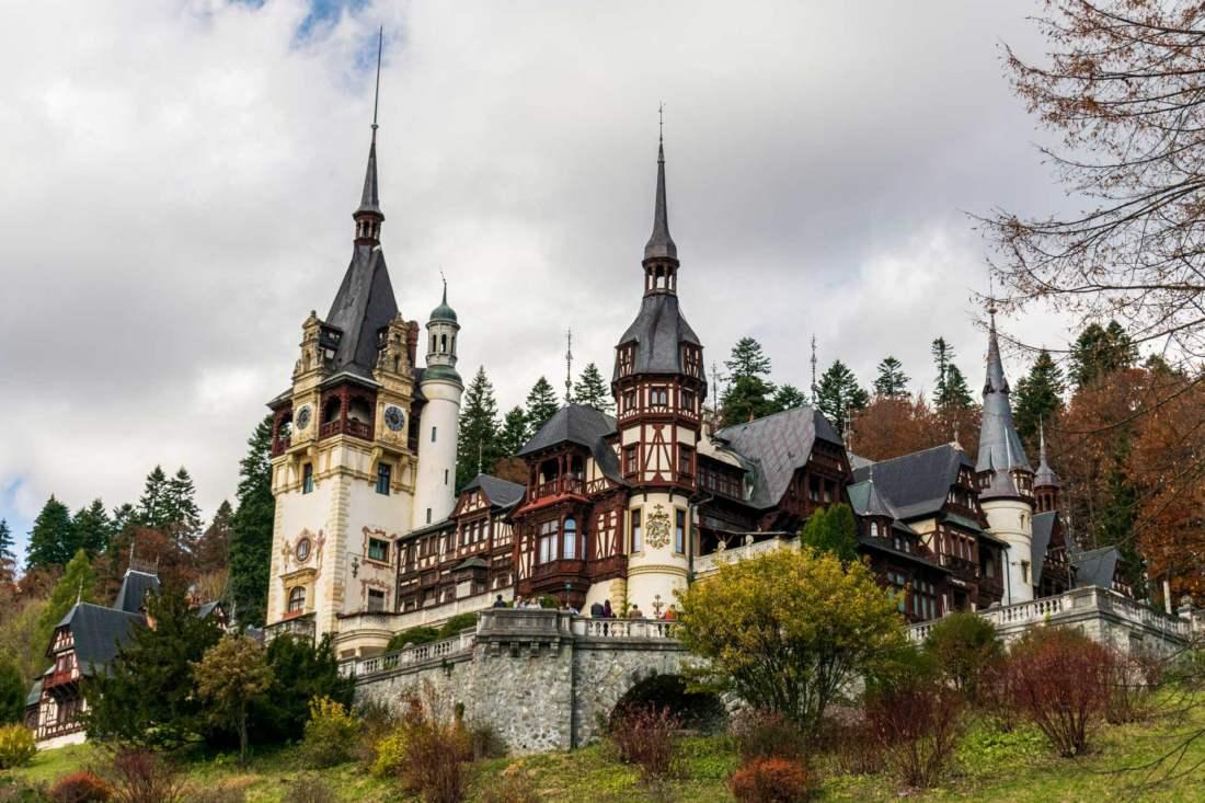 Sinala, Rumunsko