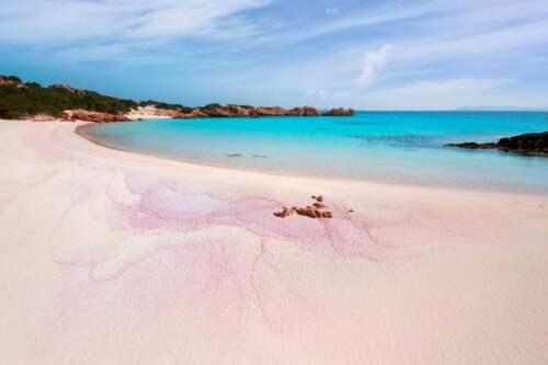 Spiaggia Rosa, IItaly