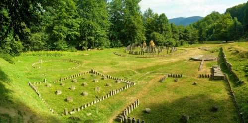 Rumunský Stonehenge