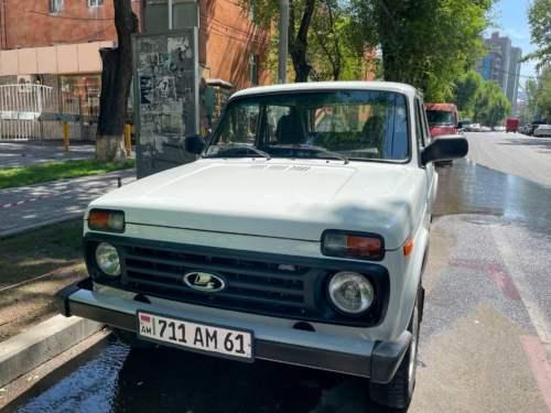 Požičanie auta, Arménsko