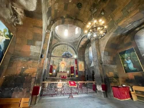 kláštor Ararat