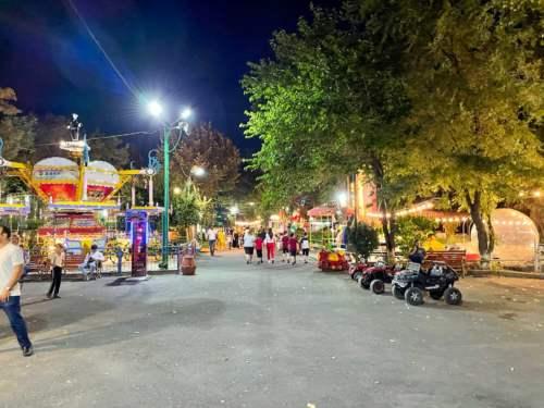 Zábavný park