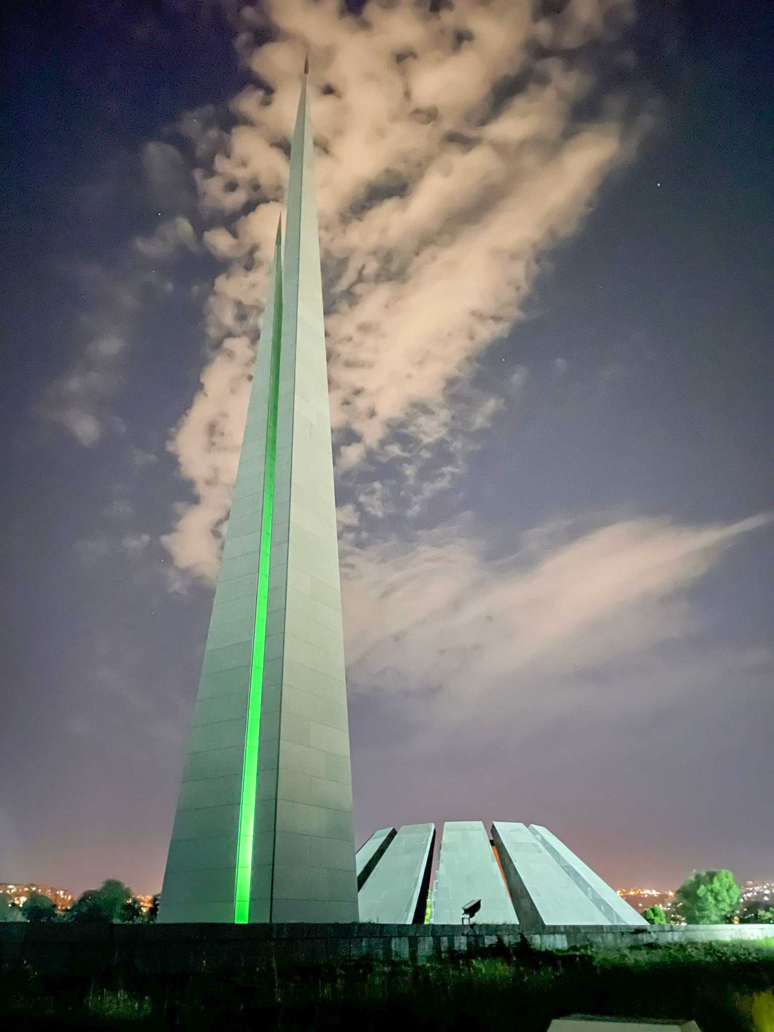 Tsitsernakaberd Armenian Genocide Memorial Complex
