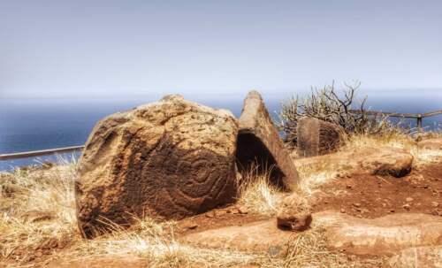 Petroglyfy El Calvario