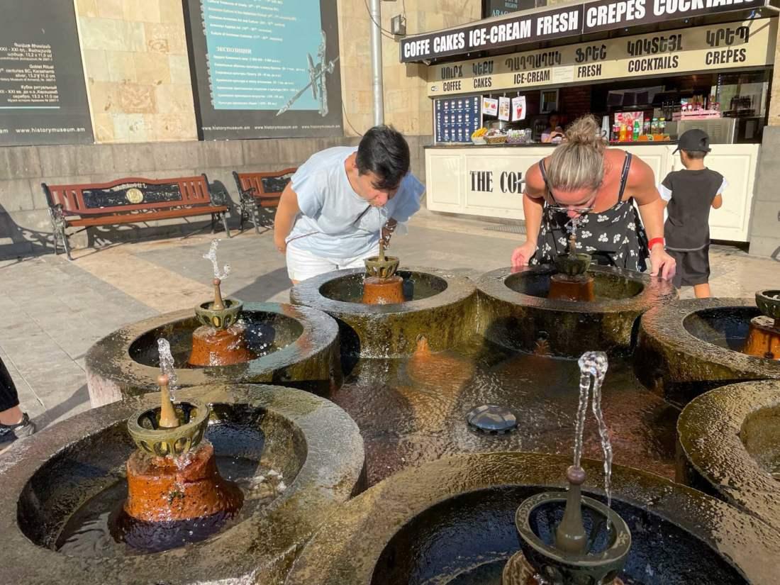 Pitná voda v Arménsku