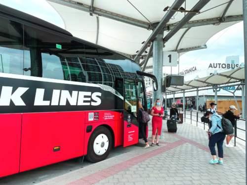 Autobus na letisko