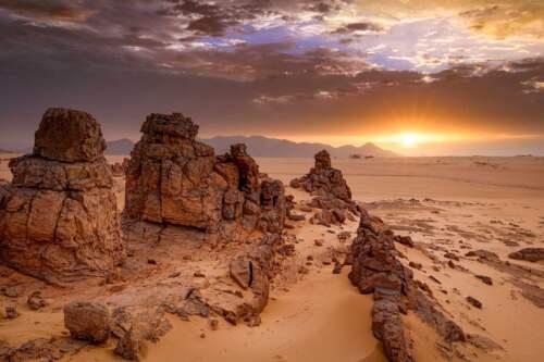 Národný park Alžírsko