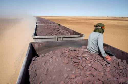 Mauritania Railway