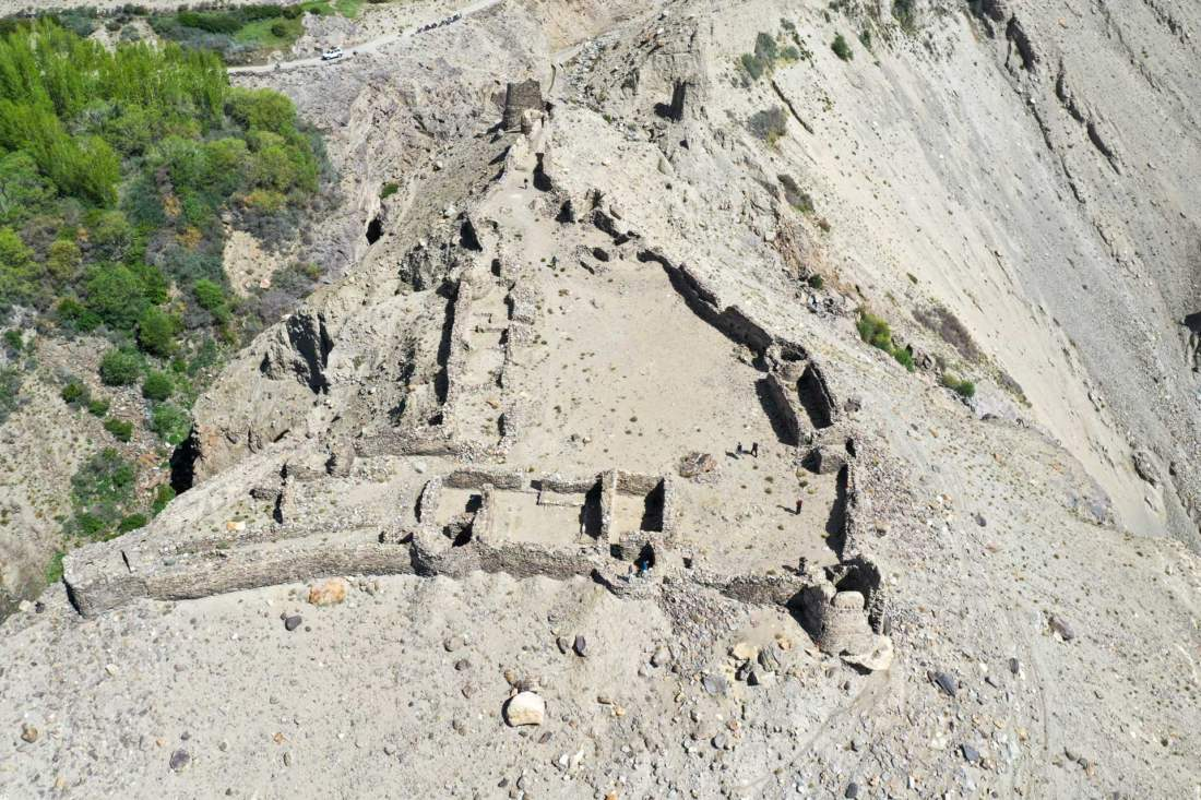 Pevnosť Yamchun