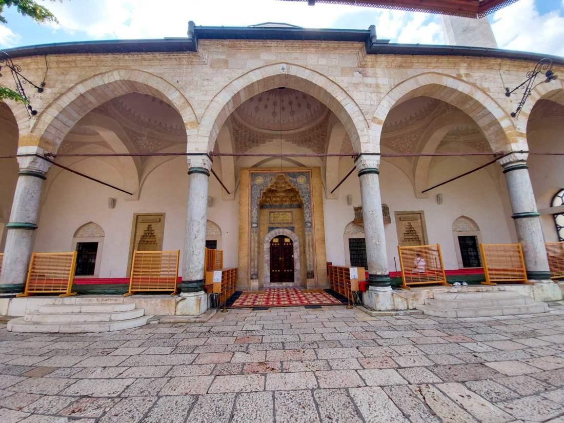 Mešita, Sarajevo