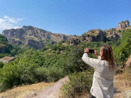 Starý Khndzoresk, Arménsko