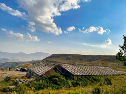 Orbelian Caravanserai