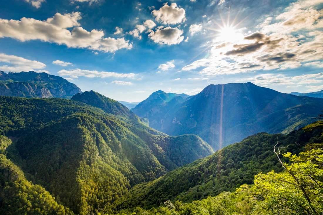 Sutjeska nacionalni Park