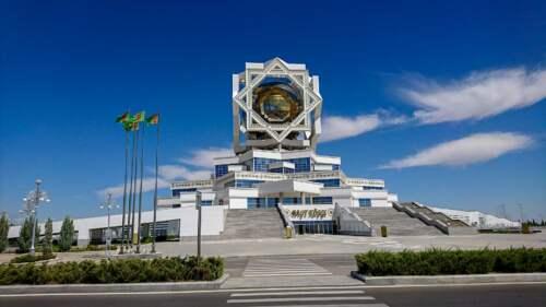 Wedding Palace, Ashgabat