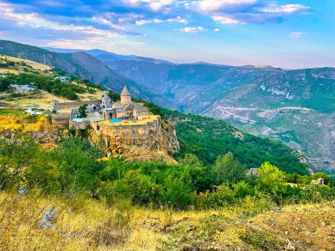 Monastery Tatev, Armenia