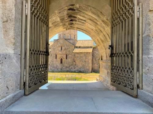 Kláštor Tatev, Arménsko