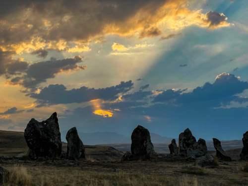 Carahunge, Arménsko
