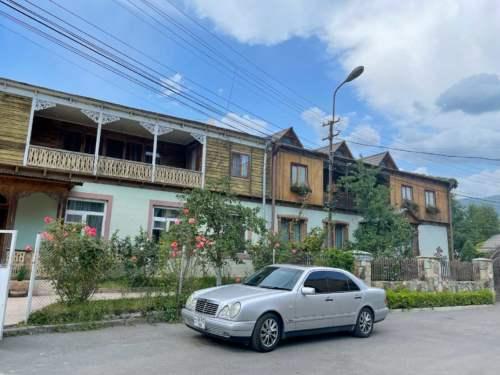 Letovisko v Arménsku
