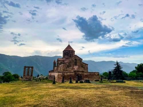 Chrám Odzun, Arménsko